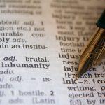 『辞書』『辞典』『事典』の違いとは? 意味は? 英語だと?